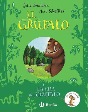 EL GRÚFALO Y LA HIJA DEL GRÚFALO (EDICIÓN RIMADA)