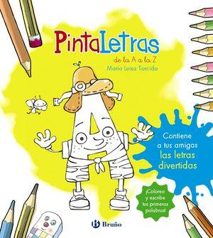 PINTALETRAS DE LA A A LA Z