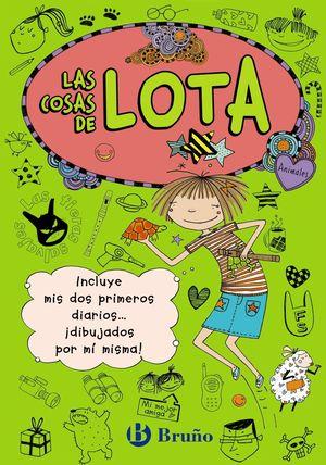 LAS COSAS DE LOTA (2 VOL. T.1 Y T.2)