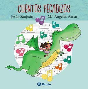 CUENTOS PEGADIZOS + CD