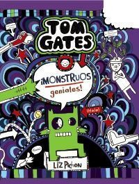 TOM GATES: ¡MONSTRUOS GENIALES!  15