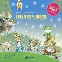 LEO, VEO Y JUEGO CON LAS VOCALES DIVERTIDAS