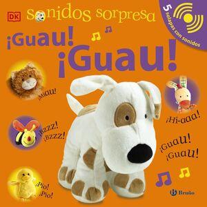 SONIDOS SORPRESA - GUAU! GUAU!