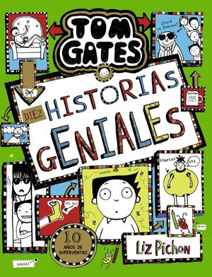 TOM GATES 18 HISTORIAS GENIALES