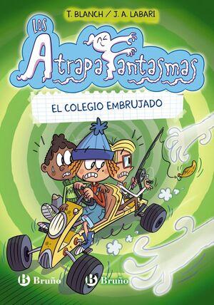 LOS ATRAPAFANTASMAS 2 EL COLEGIO EMBRUJADO