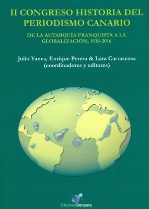 II CONGRESO HISTORIA DEL PERIODISMO CANARIO