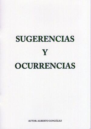 SUGERENCIAS Y OCURRENCIAS (2 VOL)