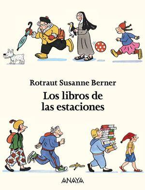 LOS LIBROS DE LAS ESTACIONES (4 VOL.)