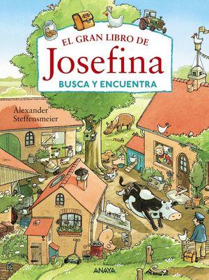 EL GRAN LIBRO DE JOSEFINA. BUSCA Y ENCUENTRA