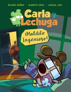 CARLA Y LECHUGA 1 MALDITO INGENIOSO!