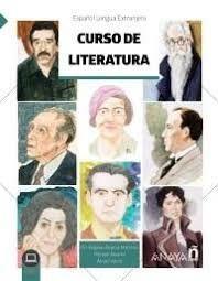 CURSO DE LITERATURA. ESPAÑOL LENGUA EXTRANJERA