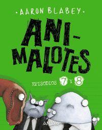 ANIMALOTES 7 Y 8 DESMADRE PREHISTÓRICO / SUPERMALOTES