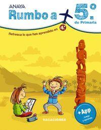 RUMBO A... 5 DE PRIMARIA