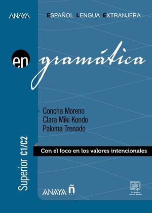 GRAMÁTICA SUPERIOR C1 C2. ESPAÑOL LENGUA EXTRANJERA
