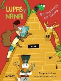 LUPAS Y NANAI. UN MISTERIO DE TIERRA