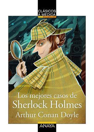 MEJORES CASOS DE SHERLOCK HOLMES