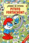 DONDE SE PITUFA PITUFO FORTACHON? LIBRO JUEGO