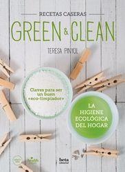 GREEN & CLEAN. RECETAS CASERAS