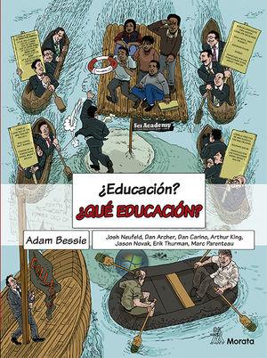 EDUCACION? QUE EDUCACION?