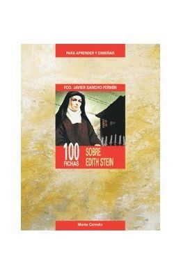 100 FICHAS SOBRE EDITH STEIN