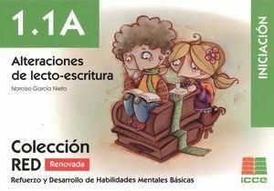 ALTERACIONES DE LECTO-ESCRITURA 1.1A INICIACION