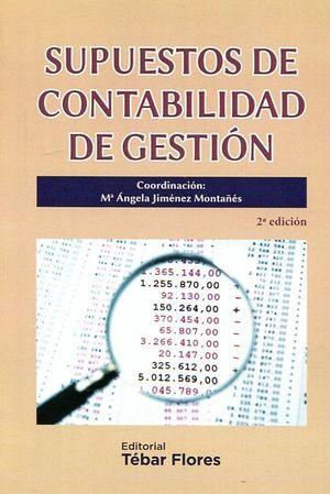 SUPUESTOS DE CONTABILIDAD DE GESTION