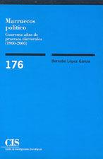 MARRUECOS POLITICO. CUARENTA AÑOS DE PROCESOS ELECTORALES