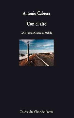 CON EL AIRE - XXV PREMIO CIUDAD DE MELILLA