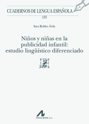 NIÑOS Y NIÑAS EN LA PUBLICIDAD INFANTIL. ESTUDIO LINGÚISTICO DIFERENCIADO