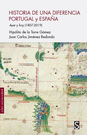HISTORIA DE UNA DIFERENCIA PORTUGAL Y ESPAÑA