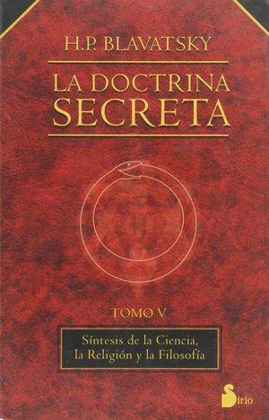 DOCTRINA SECRETA T.V