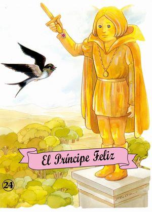 PRINCIPE FELIZ, EL. TROQUELADOS CLASICOS