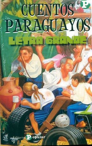 CUENTOS PARAGUAYOS  LG-82