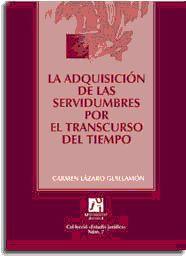 ADQUISICION DE SERVIDUMBRES POR TRANSCURSO DEL TIEMPO