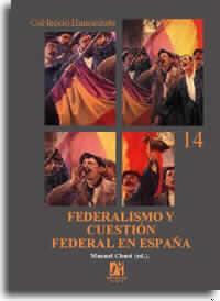 FEDERALISMO Y CUESTION FEDERAL EN ESPAÑA Nº 14