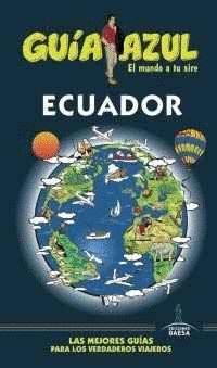 ECUADOR - GUÍA AZUL