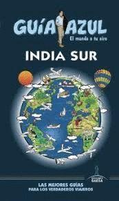 INDIA SUR. GUIA  AZUL