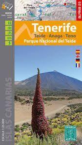 TENERIFE. TEIDE, ANAGA, TENO. PARQUE NACIONAL DEL TEIDE