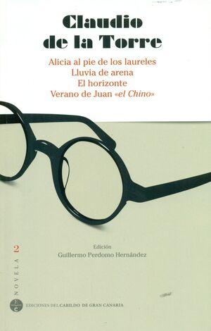 CLAUDIO DE LA TORRE. NOVELA 2