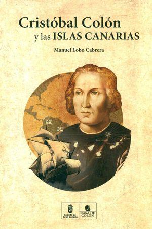 CRISTOBAL COLON Y LAS ISLAS CANARIAS