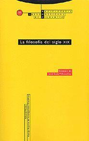 FILOSOFIA DEL SIGLO XIX, LA