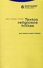 TEXTOS RELIGIOSOS HITITAS