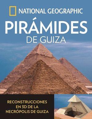 PIRAMIDES DE GUIZA. ARQUEOLOGÍA