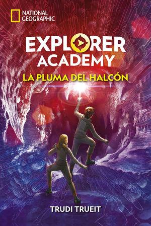 EXPLORER ACADEMY 2 LA PLUMA DE HALCON