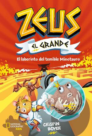 ZEUS EL GRANDE 2 EL LABERINTO DEL TEMIBLE MINOTAURO