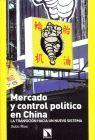 MERCADO Y CONTROL POLITICO EN CHINA. TRANSICION HACIA UN NUEVO