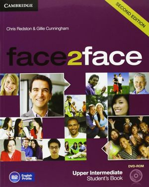 FACE2FACE UPPER INTERMEDIATE (2ND ED.) STUDENT'S BOOK WITH DVD-RO