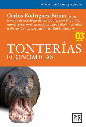 TONTERIAS ECONOMICAS