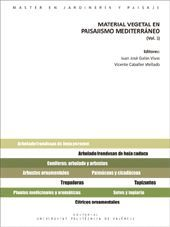 MATERIAL VEGETAL EN PAISAJISMO MEDITERRANEO 1