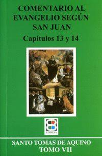 COMENTARIO AL EVANGELIO SEGUN SAN JUAN T.VII